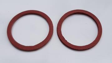 Fibre washer ISM 24.2mm x 30.9mm x1.6mm (2)