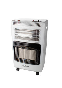 Gas/electric heater TAURUS foldable