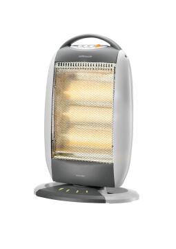 Halogen heater MELLERWARE 3 bar