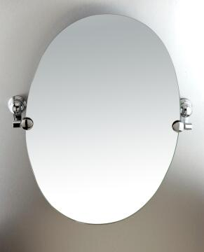 Nova-mirror holder with mirror