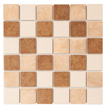 Mosaic Rustic Desert Mix 48Mm 300X300