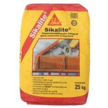Waterproofing Additive 25kg SIKALITE