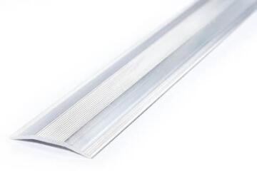 Cover Strip Aluminium 40mm (1m)
