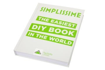 The easiest DIY book in the world