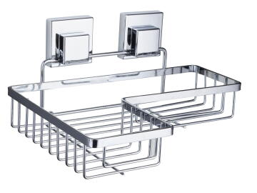 Corner Bath Rack Smart Lock