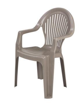 Elegance Midback Chair Stone
