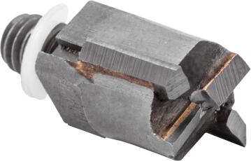CARBIDE TIPPED CUTTER 17.5MM /LOCK MORTI