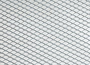 M-SHEET GRILLE STEEL 500X250X0,5