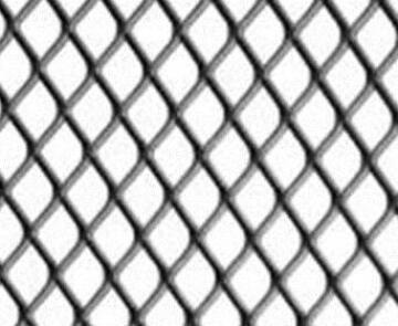 M-SHEET GRILLE ALU 500X250X0,8