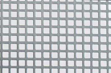 M-SHEET SQUARE PUNCHED STEEL 1000X300X1