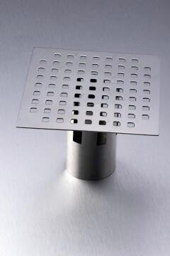 Square Retrofit Shower Trap