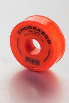 Ptfe Churrasco Tape - 30M x 12mm x 0.1mm