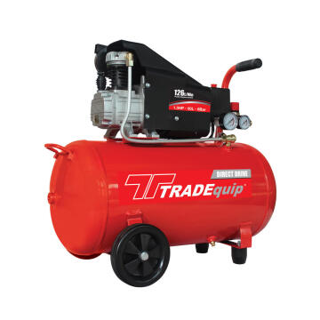 Air compressor Tradeair MCFRC116 50L + 3 accessories