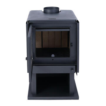 Fireplace BOSCA LIMIT 380 closed combustion