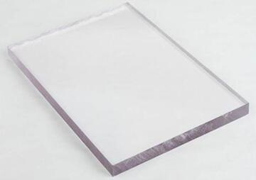 Synthetic Glass Polycarbonate Clear 5mm thick-3050x2050mm