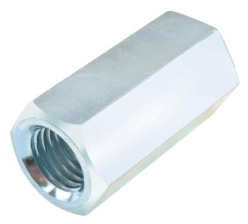 CONNECTN NUT M14X40 ZNC PLTD (EDGE) KG