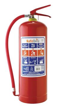 FIRE EXTINGUISHER 9KG SAFE QUIP