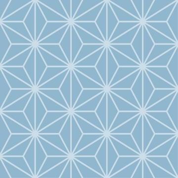 Wall Tile Pastel Blue Starling Talavera 20X20Cm
