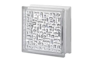 Glass Block Clear Maya