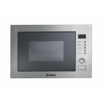 MicroWave CANDY 60cm - 25L - MicroWave+Grill - Inox