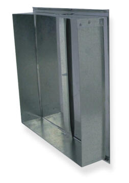 Bath inspection cover 300mm x 300mm steel