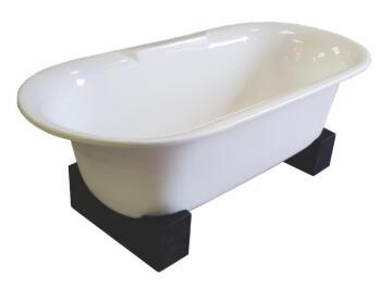 Element legna bath white
