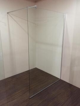 Shower single panel glass lascari 100X190CM