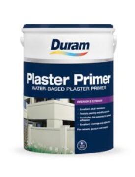 Duram plaster primer white 1 litert