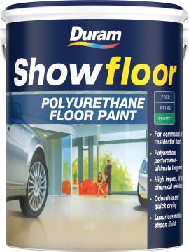 DURAM SHOWFLOOR SLATE 5L