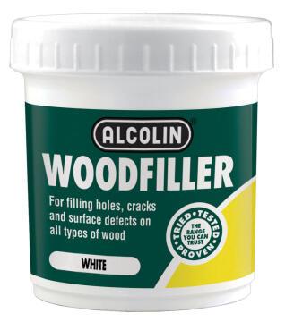 WOODFILLER 200G WHITE