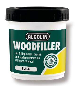 WOODFILLER 200G BLACK