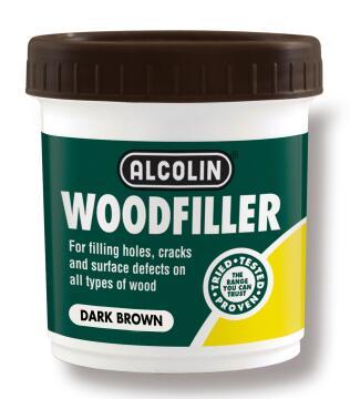 WOODFILLER 200G DARK BROWN