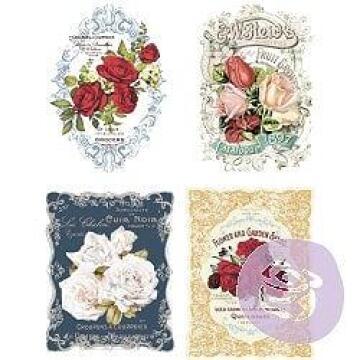 Granny b's f / t wild roses