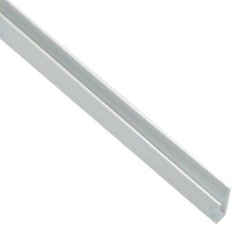 EDGING PVC CLEAR 20X8X1X2.6M
