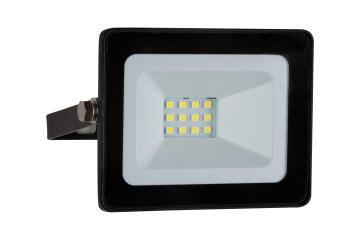 FLOODLIGHT LED 10W BLACK