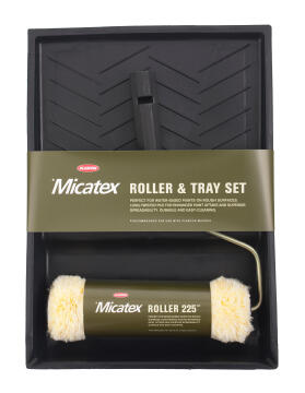 HAMILTONS MICATEX TRAYSET 225MM