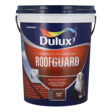 Dulux roofguard brazilian brown 20 liters