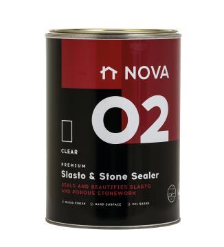 NOVA 2 SLASTO N STONE SEALER GLOSS 5L