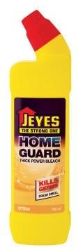Jeyes homeguard citrus 750ml