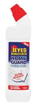 Jeyes homeguard power plus 750ml