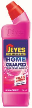 Jeyes homeguard spring breeze 750ml