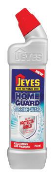 Jeyes homeguard barrier guard 750ml