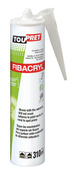 Toupret flexible filler for g&c 310g