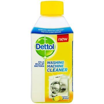 Dettol washing machine cleaner lemon