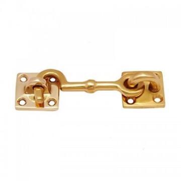 Hook Cabin 75mm Brass