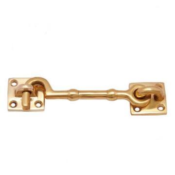 Hook Cabin 100mm Brass