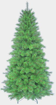 CHRISTMAS TREE HARD NEEDLE 210CM (H)