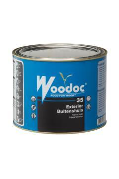 WOODOC 35 EXT L/GLOSS P/WAX RUSSET 2,5L