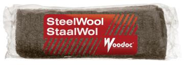 WOODOC STEEL WOOL MEDIUM 50G