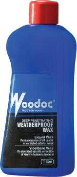 WOODOC WEATHERPROOF WAX 1LT